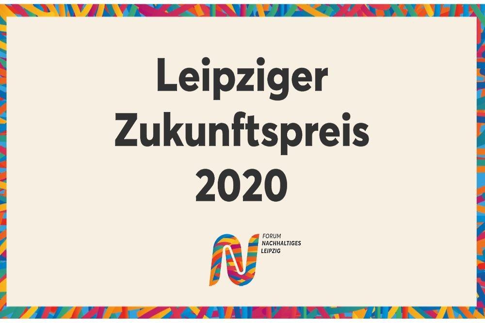 Leipziger Zukunftspreis 2020