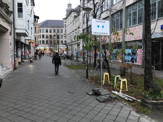 Portal Merseburger-Lützner Straße