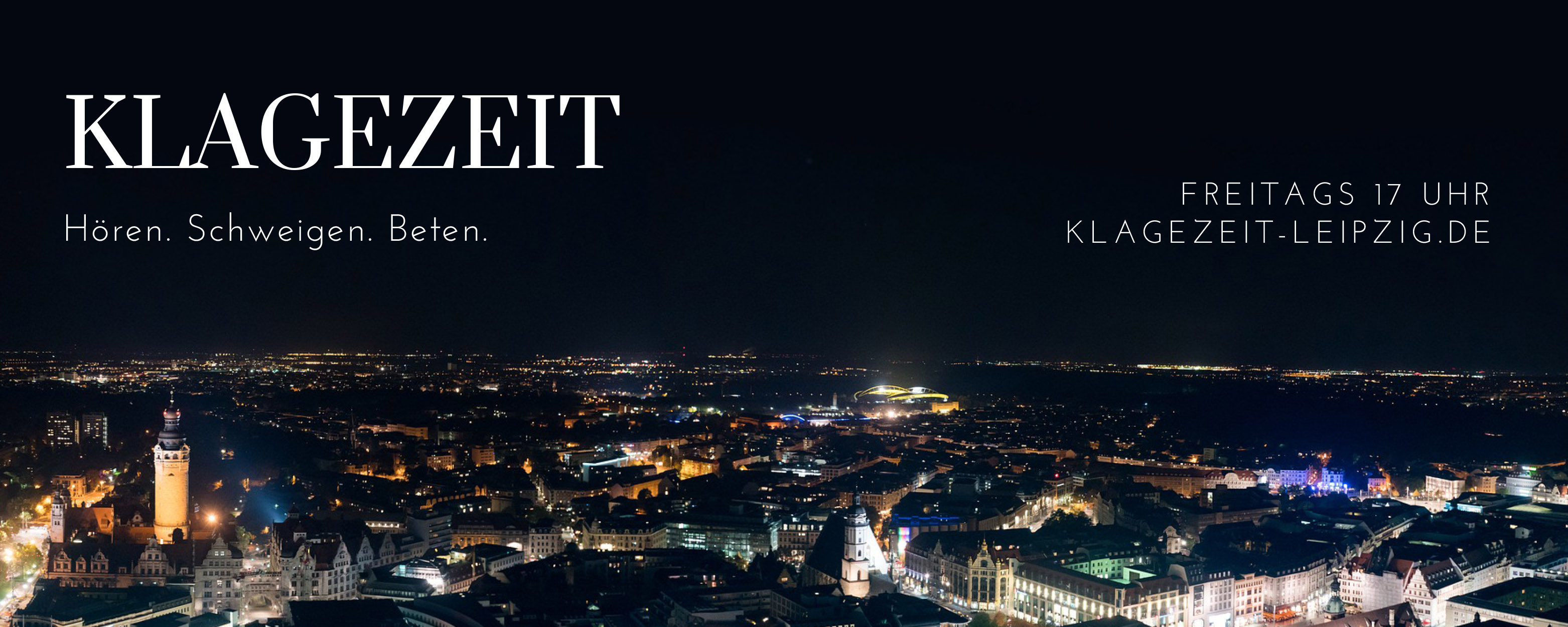 Klagezeit Leipzig
