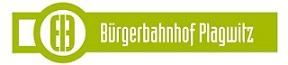 Logo Bürgerbahnhof Plagwitz